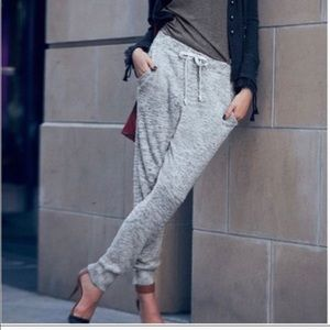 Free People Either Way Harem Knit Pants XS